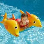 PISCINE CENTER O'CLAIR Surf poisson gonflable