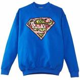 Offerta DCShoe Official Superman Cells Logo Felp...