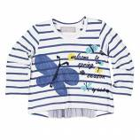 Offerta Boboli Knit For Baby Girl, T-Shirt Bimbo...