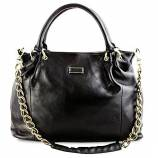 Offerta BOVARI XL Borsa donna - Chain Bag - nero...