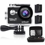 prezzo ieGeek Action Camera Sport WiFi 1080P Fu...
