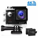 prezzo Victure Action Cam 4K WIFI Ultra HD 20MP...