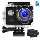 Offerta Victure WIFI Action Cam Full HD 1080P 14...