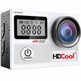 Offerta HDCool Action Cam 4K Action Camera Wifi ...