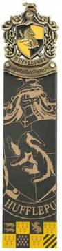 Noble Collections Harry Potter - Hufflepuff Bookmark