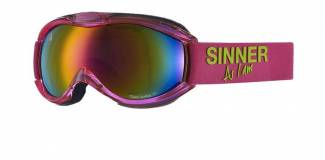 Sinner Goggles Toxic Neon Pink