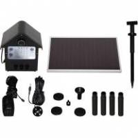 TIP Pumpen Solar pump set incl. battery, incl. lighting 250 l/h T.I.P. Set SPS 250/6 30332